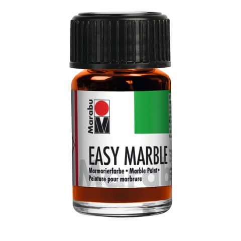Marabu easy marble, Orange 013, 15 ml