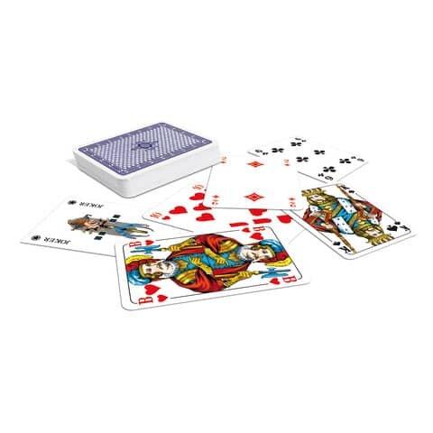 Ass Spielkarten Poker (französisches Bild)