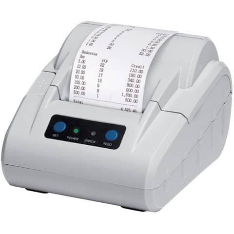 Safescan TP-230 Grau - Thermodrucker