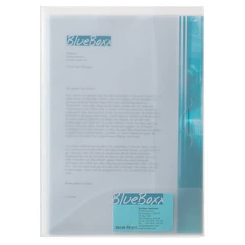 Durable Angebotsmappe MULTIFILE - PP, A4, 225 x 335 mm, transparent
