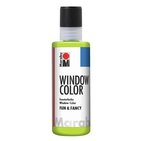 Marabu Window Color fun&fancy, Reseda 061, 80 ml