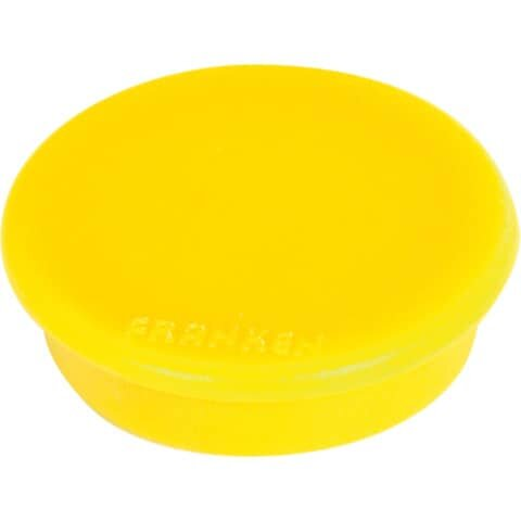 Franken Kraftmagnet, 38 mm, 2500 g, gelb