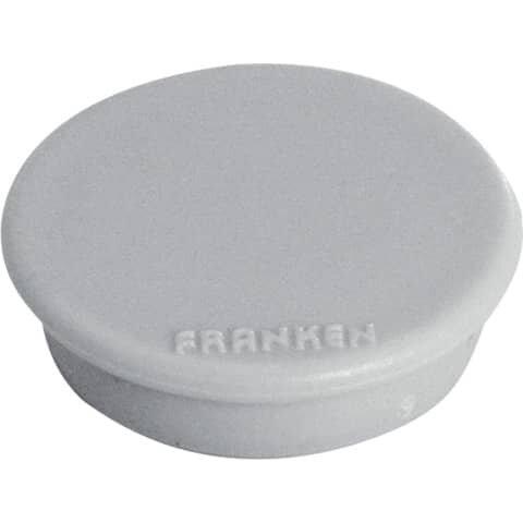 Franken Kraftmagnet, 38 mm, 2500 g, grau