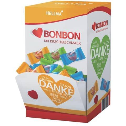 Hellma Herz-Bonbons