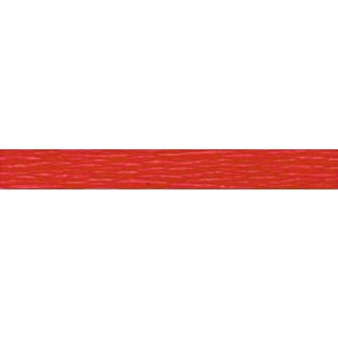 Werola Krepppapier 50 x 250 cm erdbeerrot