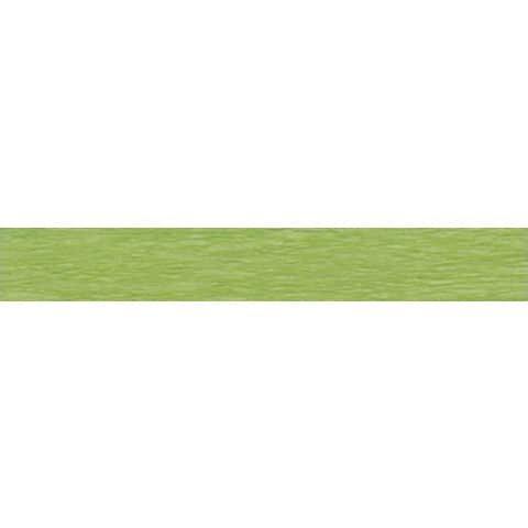 Werola Krepppapier 50 x 250 cm weißgrün