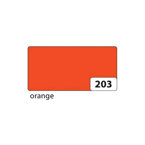 Folia Plakatkarton - 48 x 68 cm, orange