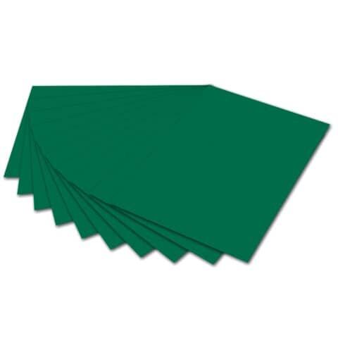 Folia Tonpapier - 50 x 70 cm, tannengrün