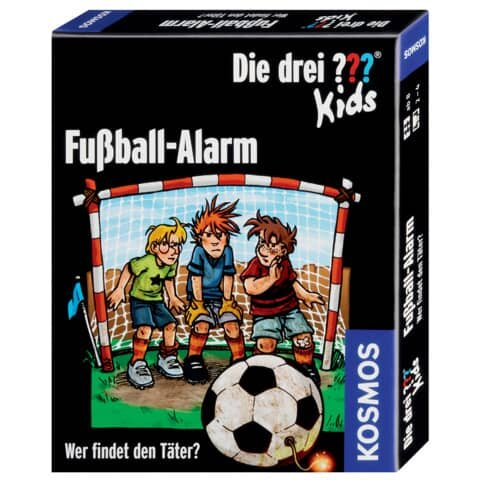 Kosmos Kartenspiel Die drei ??? Kids - Fussball-Alarm