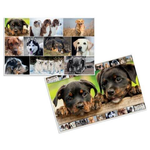 Herma Schreibunterlage Hunde - 55 x 35 cm