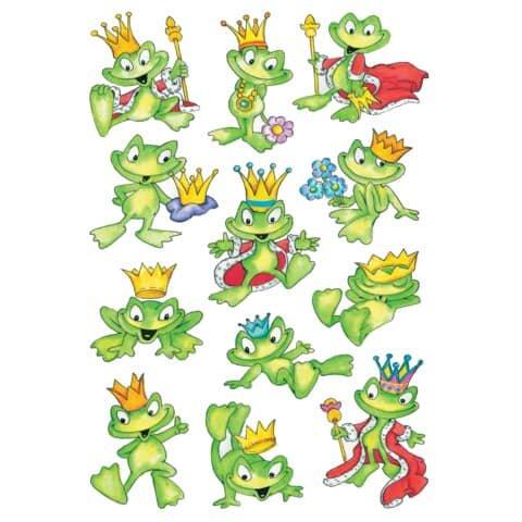 Herma 3429 Sticker DECOR Froschkönig