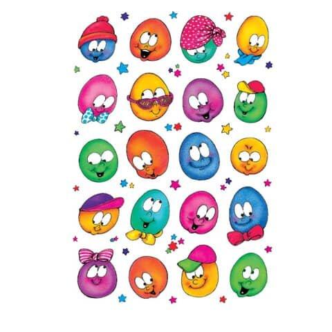 Herma 5444 Sticker DECOR Lustige Gesichter
