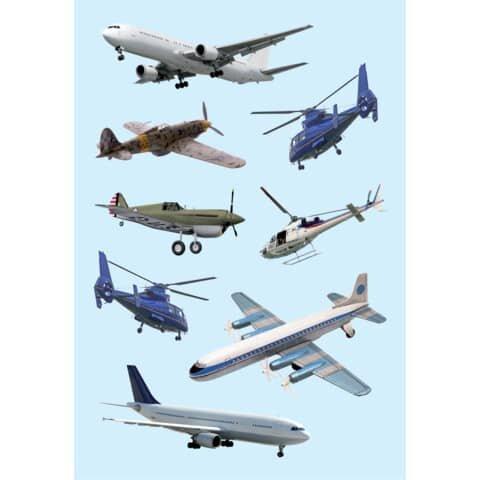 Herma 3442 Sticker DECOR Flugzeuge