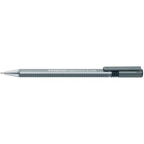 Staedtler Druckbleistift, Drehbleistift triplus® micro, 0,7, B