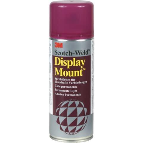 3M Sprühkleber Display Mount