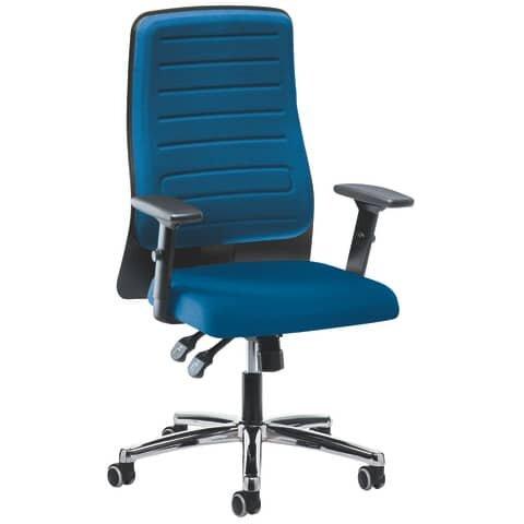 Prosedia Bürodrehstuhl Eccon 7152 blau