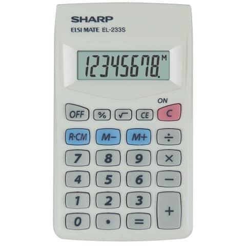 Sharp Taschenrechner EL-233S