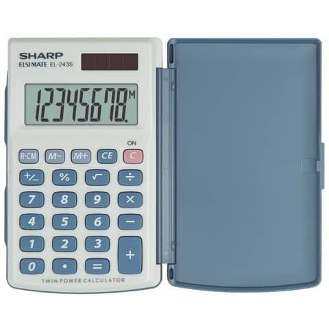 Sharp Taschenrechner EL-243S