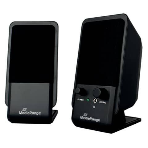 Mediarange Notebook-Lautsprecher Mobil, USB