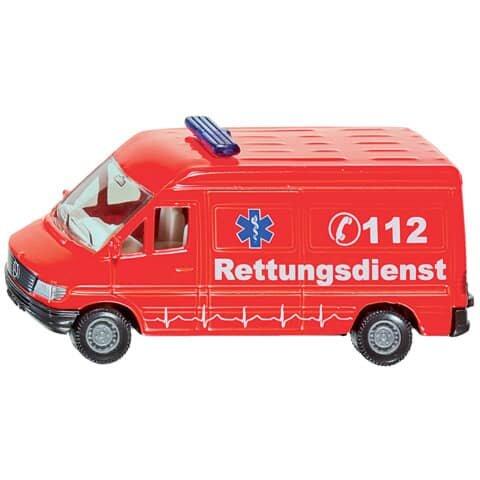 Siku Krankenwagen, Nr. 0805
