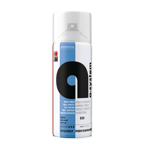 Marabu a-system Spray - 400 ml Mattlack
