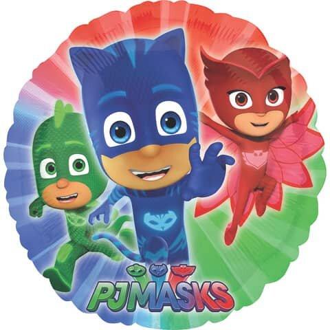 Folienballon PJ Masks - Ř 43 cm