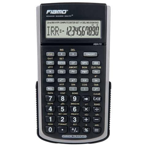 Fiamo Finanztaschenrechner ABA10