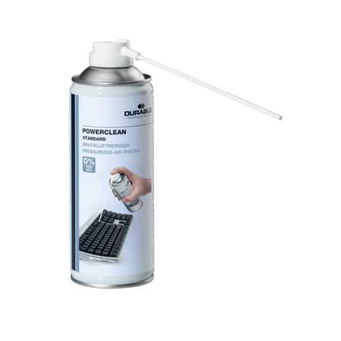 Durable Druckluftspray Reiniger 400ml