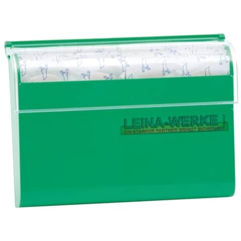 Leina-Werke Pflasterspender - 100 Pflaster, 160 x 120 x 25 mm