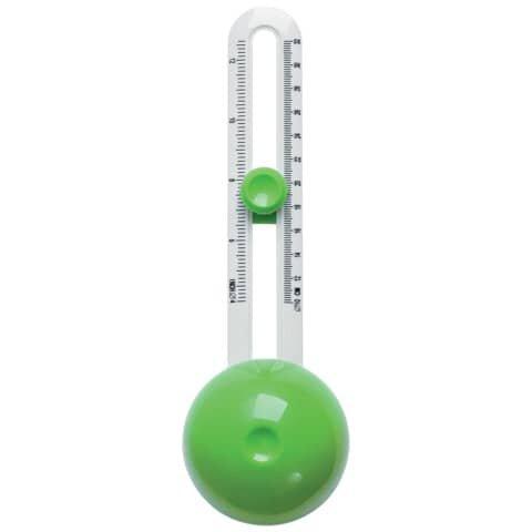 Wedo Kreisschneider grün/weiß