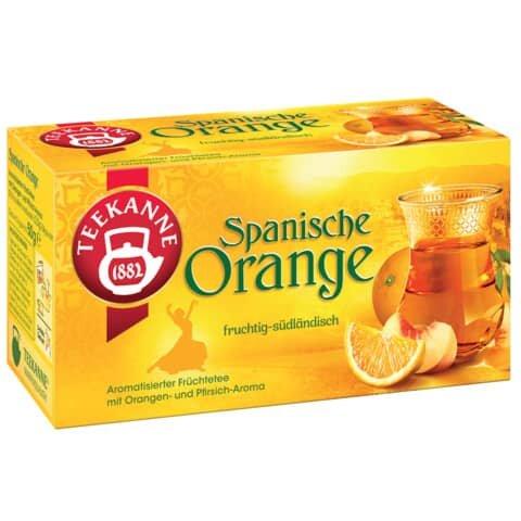 Teekanne Tee Spanische Orange - 20 Beutel
