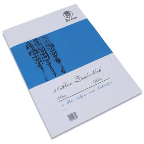 Zeichenblock - A3, 20 Blatt, 110 g/qm