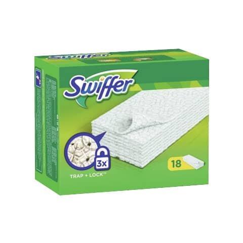 Swiffer Boden-Staubtücher trocken - 18 Stück
