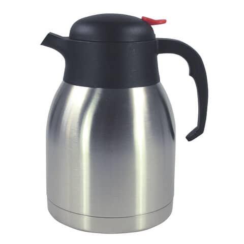 Thermoskanne - 1,5 Liter, Edelstahl