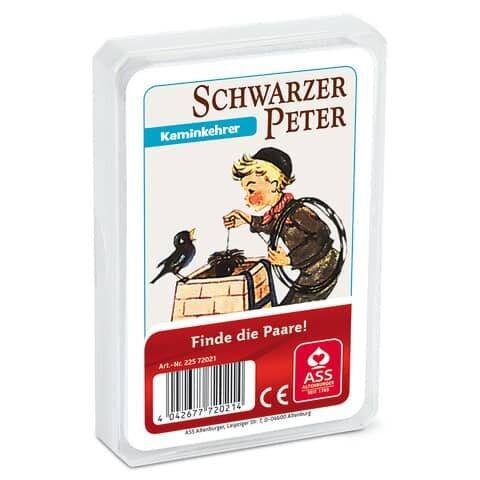 Ass Schwarzer Peter Kaminkehrer