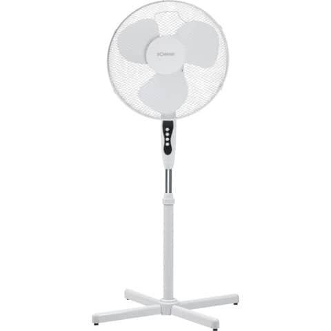 CLATRONIC Standventilator Ř 40 cm weiß
